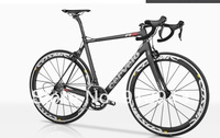 2014 Full carbon R5-CA road bike frameBlack and red matte Super Light Full Carbon Road Bike R5Frames.Toray T1000 Carbon R5 Frame