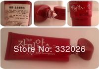 HOT!!! New Red Pomegrante Wipe Whitening Body Cream/ Body Scrub Whitening Cream / Body Whitening Cream 120g nice xmas gift