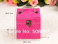 Exquisite Jewelry case Jewelry Packaging gift boxes 10 pcs a lot FREE SHIPPING