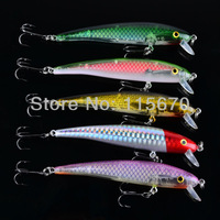 1pc Top Quality fishing bait Exported to Japan Market 9 colors fishing lures with retail box 9cm/8g fishing tackle Free Shipping