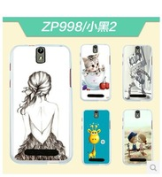 2014 New Design 22 Colors Art Style Cover Case for ZOPO ZP998 Case Cover Free Shipping