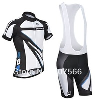2014 New Arrival Nice Quality Outdoor Pro Racing Jersey(Maillot)/Bib Short(Culot))/Cycle Wear/Quick-dry clothing/Some Sizes