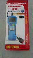2014 new arrival K80 JOBD/OBD2./EOBD Color display auto scanner for Japanese car