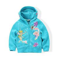 1pc retail free shipping brand good quality 3T girls coat kids jackets & coats children hoodies