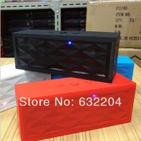 Wireless Portable Stereo Mini hifi Bluetooth Speaker Jambox Style , Outdoor Subwoofer Loudspeakers, Boombox for Iphone Notebook