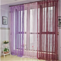 string curtain of high-end fashion luxury 100 * 200CM living room divider door curtains decorated drapes,free shipping