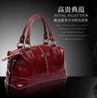 New Arrive 2014 women PU leather handbags , Aslant female bag,Retro handbag  bags ,handbags women famous brands Free Shipping