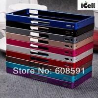 Love mei Ultra-thin 0.7mm Slim Aluminum Bumper Metal Frame For Sony Ericsson Xperia Z L36H ,+retail box 10pcs/lot free shipping