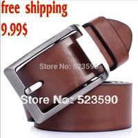 NEW 2014!Fashion Men's Belt, The Real Leather Belts, Designer Belts, Free Shipping, Quality Assurance
