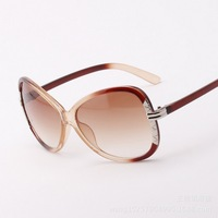 Retail 2014 Hot Tip Pointed Vintage plastic sunglasses women Inspired Sexy brand sunglasses Cat Eye glasses n328