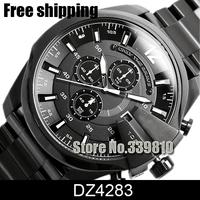 Free Ship New Arrival Fashion Cool Men's Watch Quartz Watch DZ4283 DZ 4283 wristwatches Men Sports Watches Men Full Steel Watch