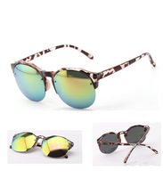 Hot Retro Round Lens Sunglasses New Female Men Sun Glasses Vintage 4 Colors Oculos sun glasses gafas De sol Sunglasses n310