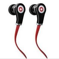"Brand New Metal Head ""L"" plug/Handsfree 3.5MM In-ear earphone for MP3/MP4/ DJ headphones High Quality,Free shipping"