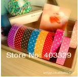 Free shipping hot sale  fabric tape Seamless Shredded Masking tape DIY tape 15mm*5m washi tape