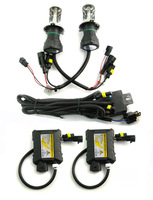 Hot Sale!Hi/Low Slim Hid Xenon Bulb Ballast Conversion Kit 12V 35W H4-3 6000K  [DC92]