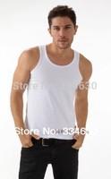 2014 new  cotton men's undershirt  tank tops Good Quality, Free Shipping