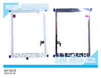 1PCS Touch Screen Digitizer for Ipad 5 ipad air 5th White and Black available free shipping