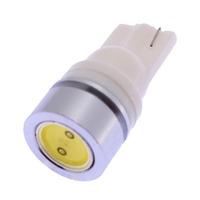 Super White LED Bulbs 1W Chips T10 80LM DC12V 6500-7000K LIGHT LAMP 82870