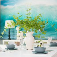 Ivy long artificial plants artificial flower home accessories decoration artificial flower decoration high artificial flower