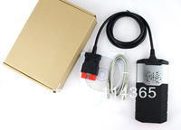 5pcs/lot CAR TURCK diagnostic tool TCS CDP pro plus 2014.R2 with keygen DS150E DS150 with LED function