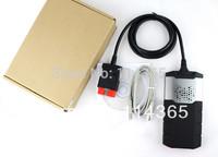 5pcs/lot CAR TURCK diagnostic tool TCS CDP pro plus 2014.R2 with keygen DS150E DS150 with LED function