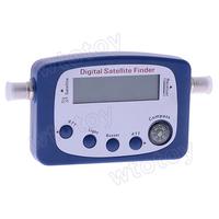 SF-9505A Digital Satellite Finder/Signal Finder w/Compass Blue  21299
