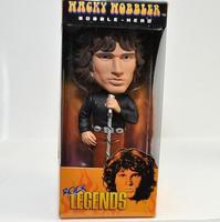 Free Shipping FUNKO Wacky Wobbler Doors Jim Morrison Bobble Head PVC Action Figure Toy Retail