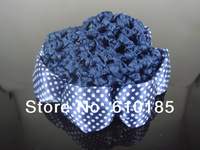 crochet hair snood bun cover hairnet Ballet Dance Skating Mesh Bun Cover diamond decoration