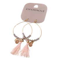Hot Sales Free Shipping 2014 New Arrival Products Sweet Cute Hoop Earring Jewelry Fashion  140303