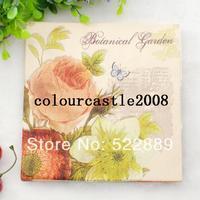 Free Shipping plain coloured paper napkin ,paper towel,Kleenex, Wedding napkins,F-001