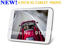 "High-end Tablet Phone 8"" Quad-Core Bulit-in 3G GPS Bluetooth Module RAM 2GB HDD 8GB~16GB 3G Call Phone Dual Camera 5.0MP"