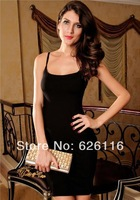 The 2014 summer new sexy dress sleeveless condole 2651