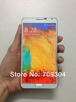 New 1:1 Note 3 N9000 N9006 5.7 inch 3G android 4.4 MTK6589 WCDMA GPS 8MP Smart Phone Micro SIM Single Card Gift Free shipping