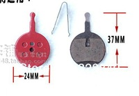 6 Pairs/lot Wholesale bike bicycle disc brake pads for BB5 with spring, free shipping
