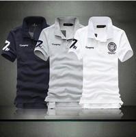 2013 new style men's summer wear short-sleeved shirt a hot sale men's pure cotton refreshing shirts