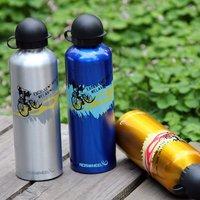 ROSWHEEL Bike Bicycle Stainless steel 750ML Bottle Silver Blue Golden mountain bike bottle free shipping