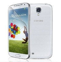 Super Clear Samsung Galaxy s4 Screen Protector, Wear-resistant Galaxy s4 i9500  Screen Protector, Imported PET Material