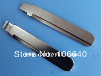 50pcs/lot  BYD F3 Remote Key Blade (with Right)