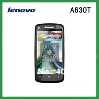 New Original A630T Lenovo Mobile Phone andorid Dual Core 4.5 Inch MTK6577 512MB 4GB Multi Language ADD 8GB TF Card Gift