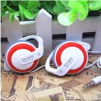 Multicolor ears hanging hanging ear type sport MP3 / MP4 mobile computer headphones