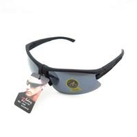 2pcs/lot 3111B-Black Unisex Fashion Sport Cycling Glasses Fashion Driving Mirror sunglasses Free Shipping