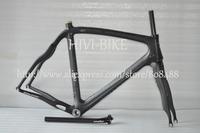 2014 carbon bicycle frameset ,746 full carbon road frame+fork+seatpost+headset+clamp,black