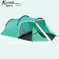 New style good quality one bedroom and one living room 3-4 person waterproof windproof camping tent bivvy gazebo