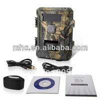 Innovation new hunting camera M660G trial camera 12mp wideview lens 2014 new mode