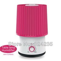 table lamp ultrasoniec air  humidifier nourishing air fresh