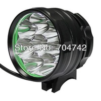 New arrive bike light 12000LM 8 x Cree XM-L T6 LED Bicycle Light  whole sets 5 Modes / 3 modes option --FL05323
