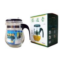Free Shipping, Hot Selling, Drinkware 350ml Teapot,Glass Tea Pot High Quality Tea Set