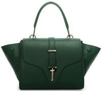 wholesale new genuine leather women designer smile handbags,cow leather fashion bags 8803
