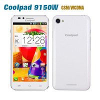 Original Coolpad 9150W 4.5'' MTK6589M 960x540 WCDMA Quad Core 1.2GHz Dual SIM Android 4.2 Smart Phone 8MP