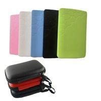 2014 New! 2.5 USB 3.0 HDD Case Hard Driver SATA External Enclosure Box HD Hard Drive Disk Enclosure With Portable Bag